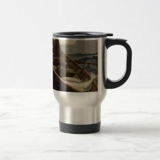 Fishing Rowboat Winslow Homer Mug