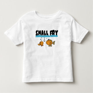 Fishing Small Fry Toddler T-Shirt
