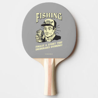 Fishing: Sport Encourages Drinking