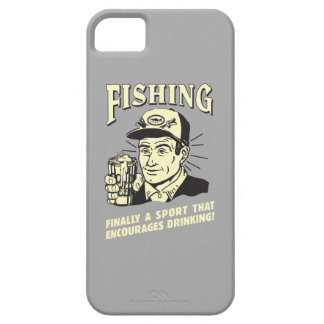 Fishing: Sport Encourages Drinking Case For The iPhone 5