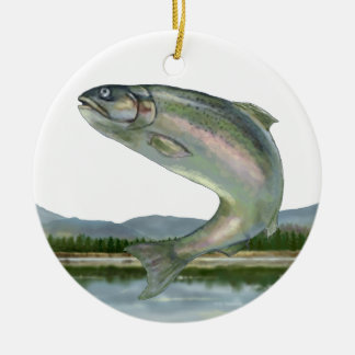 Fishing - SRF Christmas Ornament