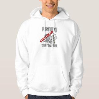 Fishing Steelhead The Reel Deal Sweatshirts