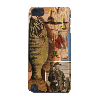 Fishing Still Life by John Atherton iPod Touch (5th Generation) Cases