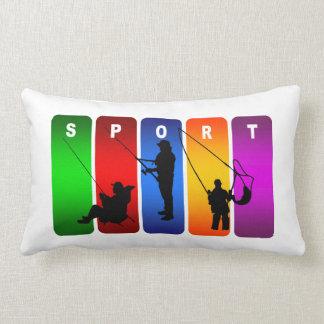 Fishing Super Cool Sport Design Cushion
