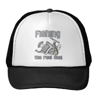 Fishing The Reel Deal Cap