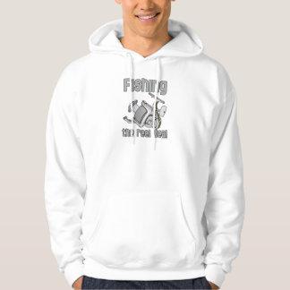 Fishing The Reel Deal Sweatshirt
