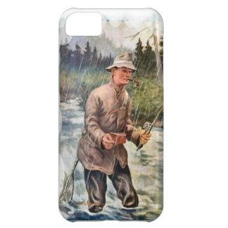Fishing the river iPhone 5C case