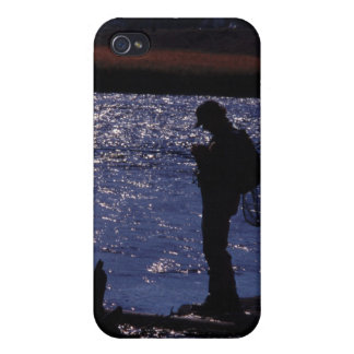Fishing Till Dusk iPhone 4/4S Cover