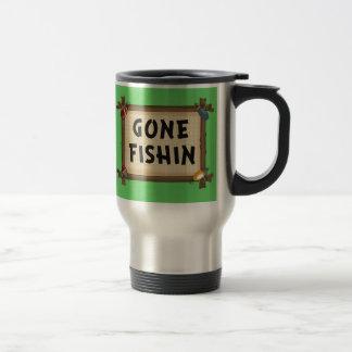Fishing Travel Mug by SRF