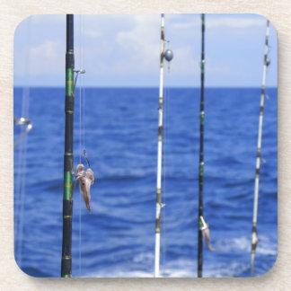 Fishing Trip Beverage Coasters