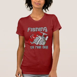 Fishing Trout The Reel Deal Shirts