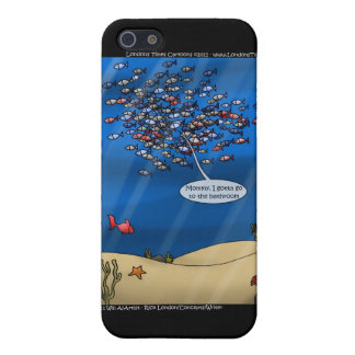 Fishing Vacation Funny Gifts Cards Etc. Case For The iPhone 5
