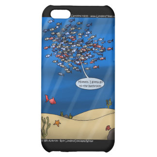 Fishing Vacation Funny Gifts Cards Etc. Cover For iPhone 5C