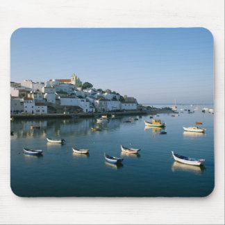 Fishing Village of Ferragudo, Algarve, Portugal 2 Mouse Pad