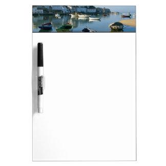 Fishing Village of Ferragudo, Algarve, Portugal Dry Erase Board