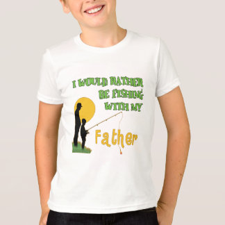 Fishing With Father T-Shirt