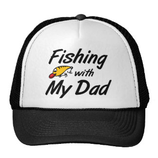 Fishing With My Dad Cap