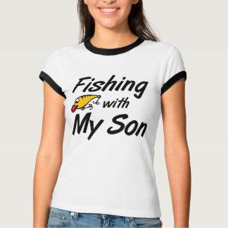 Fishing With My Son Tee Shirt