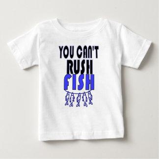 Fishing You Can't Rush Fish kids Baby T-Shirt