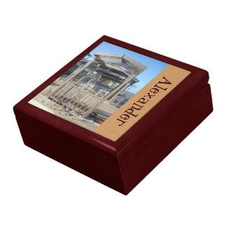 Fishingn Poles Personalized Gift Box