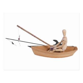 FishingWoodenBoatRodReel050314.png Post Cards