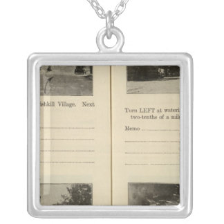 Fishkill Village Cold Spring Silver Plated Necklace