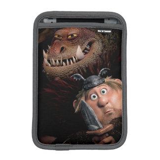 Fishlegs & Meatlug iPad Mini Sleeve