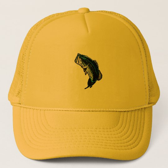 Fishmania Bass Hat