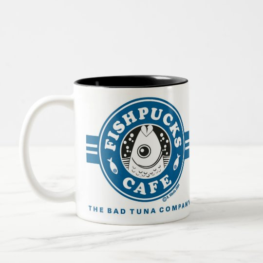 Fishpucks Coffee Mug