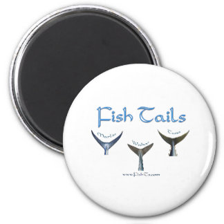 FishTails Collection by FishTs com Magnets