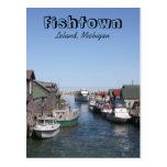 Fishtown Postcard