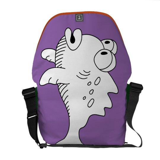 Fishy Bag Messenger Bags