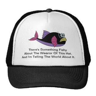 Fishy Ball Cap