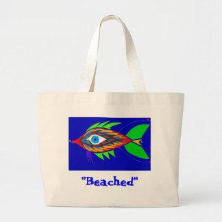 """Fishy"" Beach Bag"