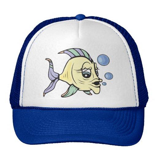 Fishy!  Customizable! Trucker Hats