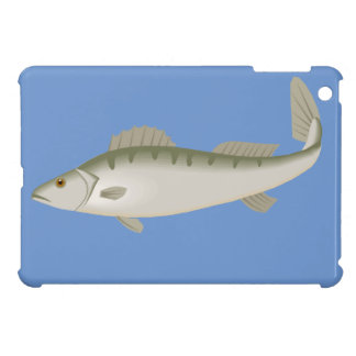 Fishy Fish Fishing Fisher Trout iPad Mini Case