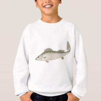 Fishy Fish Fishing Fisher Trout Sweatshirt