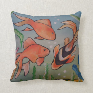 Fishy, Fishy Cushion