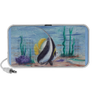 Fishy Fishy Portable Speakers