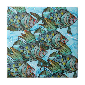 Fishy Fishy Tile