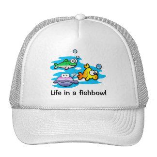 Fishy Friends Mesh Hats
