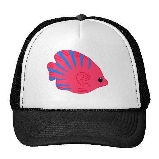Fishy Mesh Hat