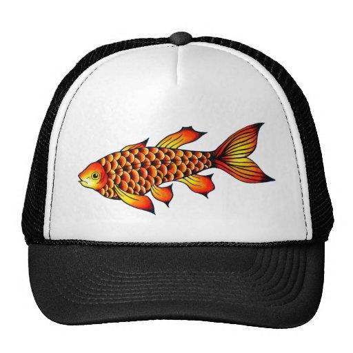 Fishy Mesh Hats