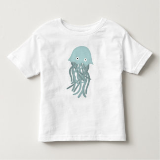 fishy jellyfish toddler T-Shirt