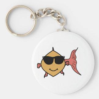 Fishy Key Ring