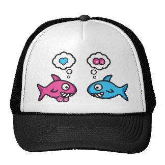 Fishy Love Cap