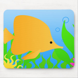 Fishy Mouse Pad