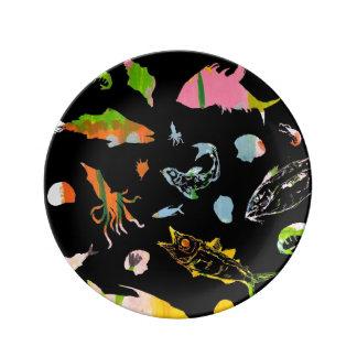Fishy Plate