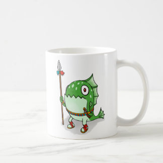 Fishy Soldier Mug