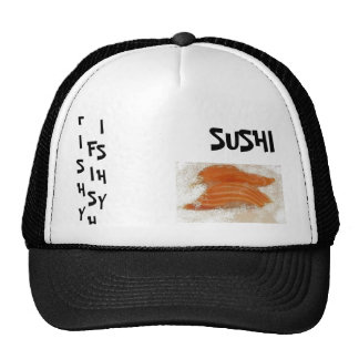 FISHY SUSHI CAP